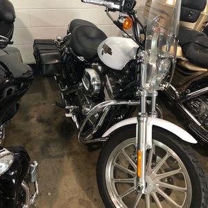 Harley Davidson 2008 883 Sportster for sale